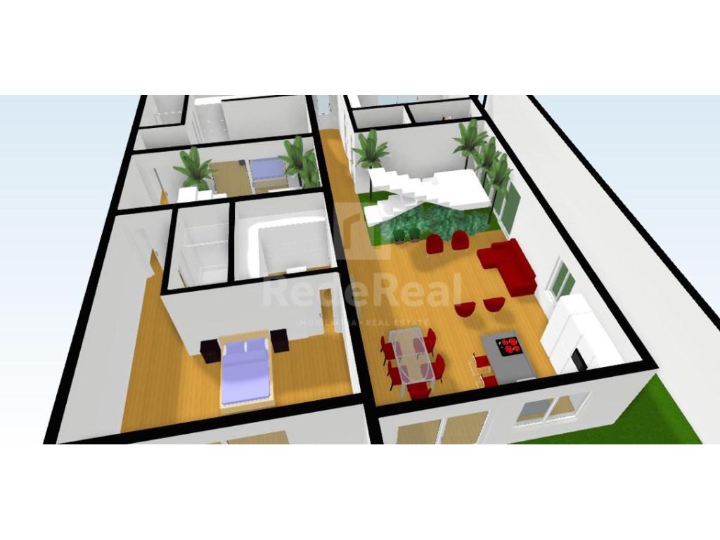 4 Pièces Maison in São Pedro, Faro (Sé e São Pedro) (3)