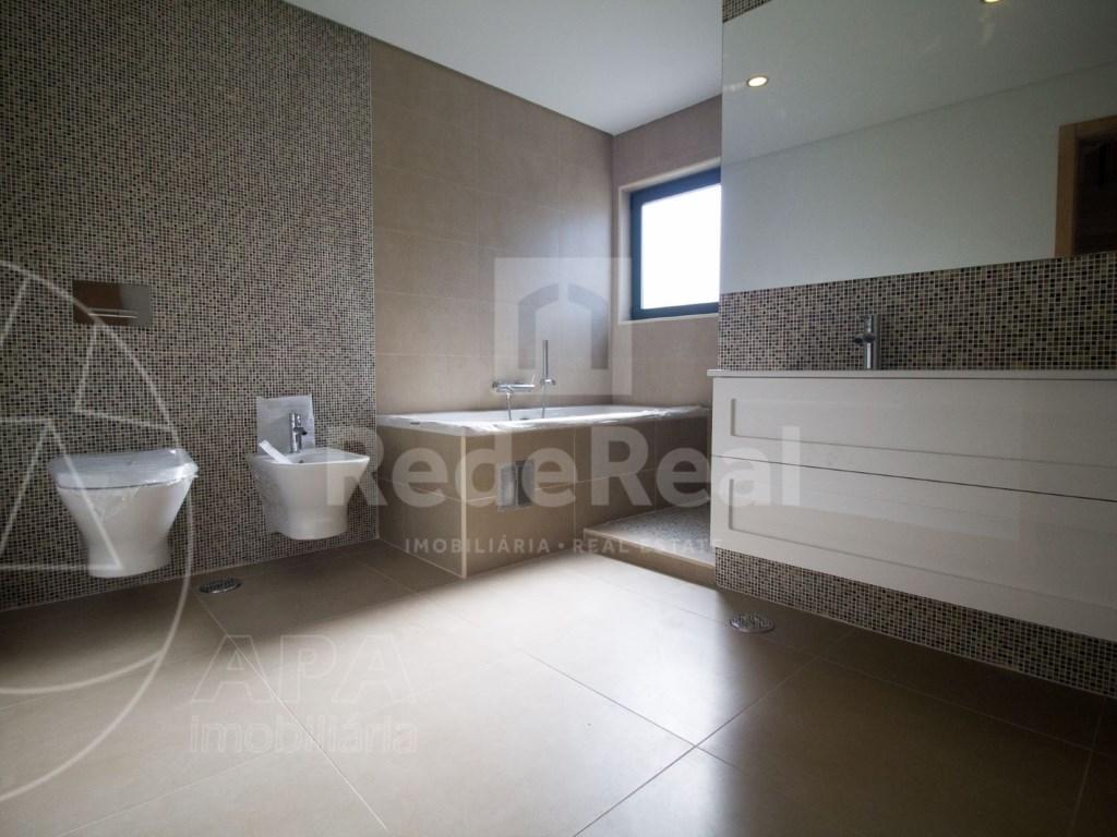4 Pièces + 1 Chambre intérieur Maison in Faro (Sé e São Pedro) (26)
