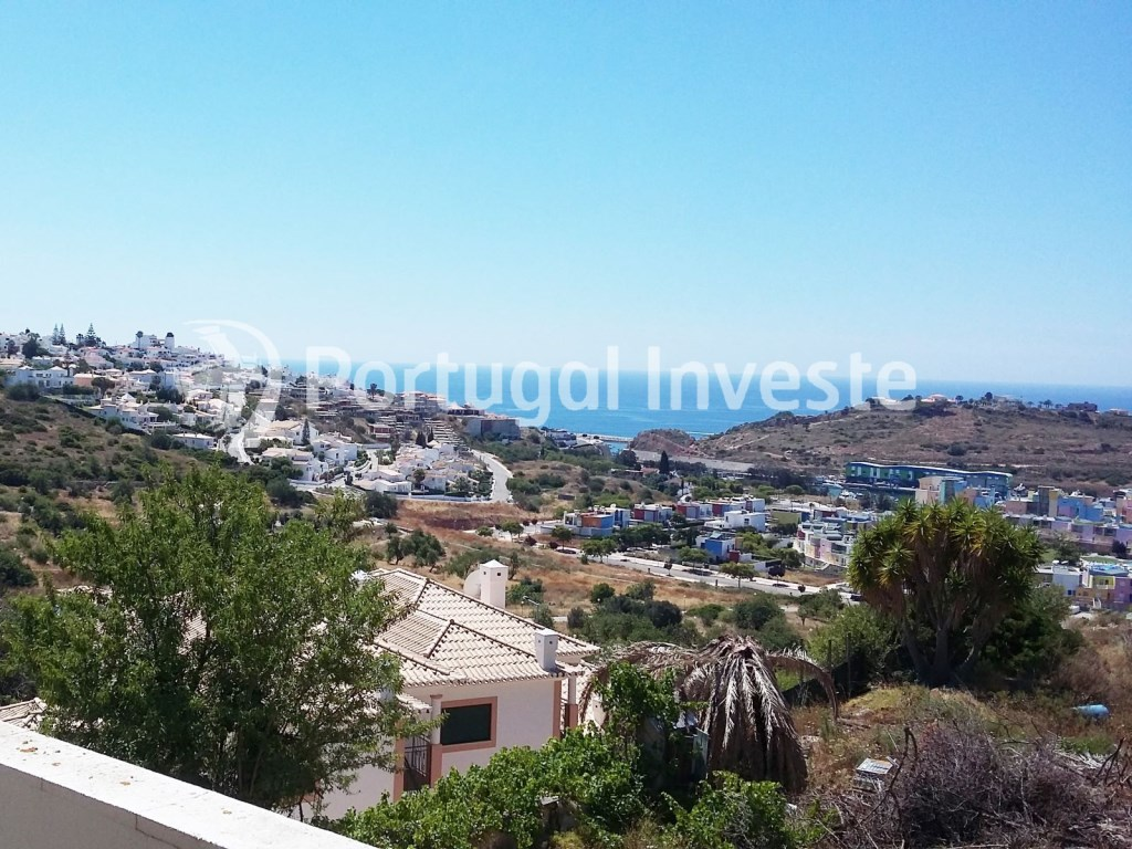 For sale plot with approved project for construction of apartments in Albufeira, Sea View - Portugal Investe