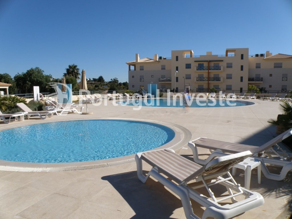 For sale 1 bedroom apartment, garage, Parque da Corcovada Luxury Condo, Albufeira - Portugal Investe