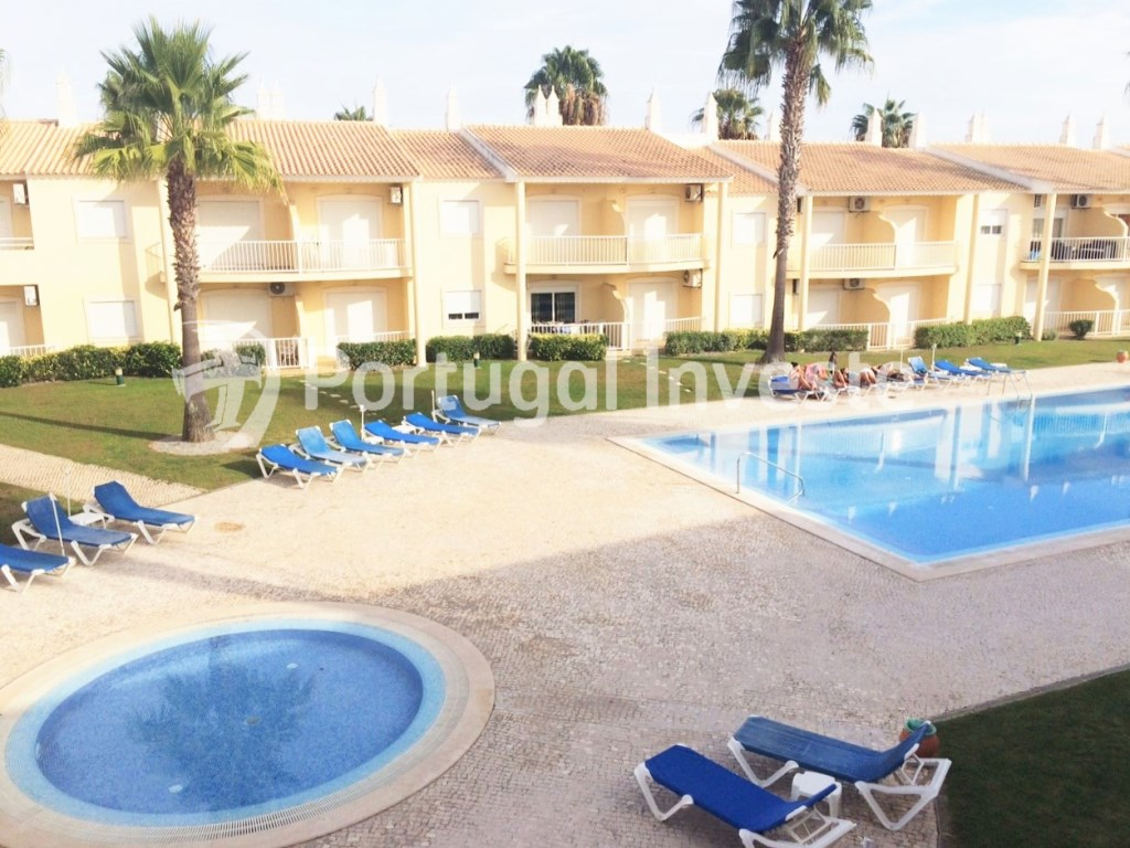 For sale one bedroom apartment, private condo, Albufeira - Portugal Investe