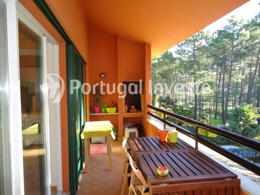 For sale 1 bedroom+mezzanine apartment, Herdade da Aroeira Condo, Almada - Portugal Investe