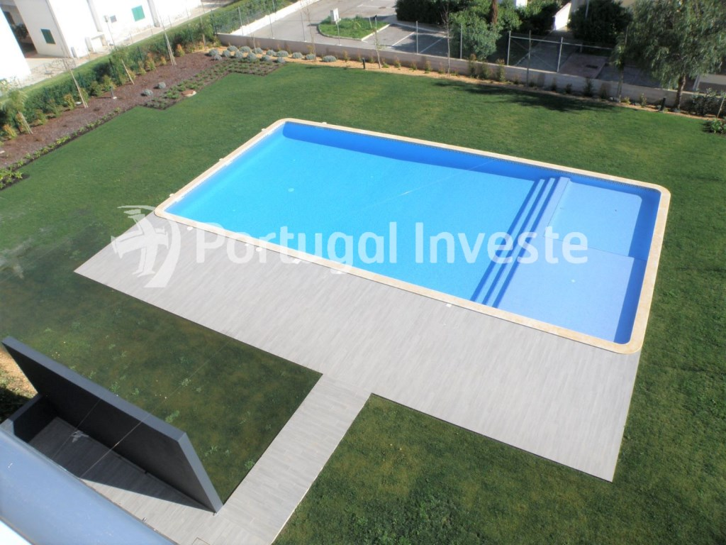 For sale one bedroom duplex, new, private condo in Albufeira, Algarve - Portugal Investe