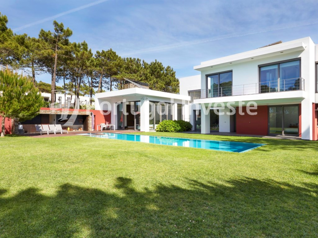 Exclusive and luxurious Villa, fantastic condo Quinta da Marinha, Cascais, Lisbon - Portugal Investe