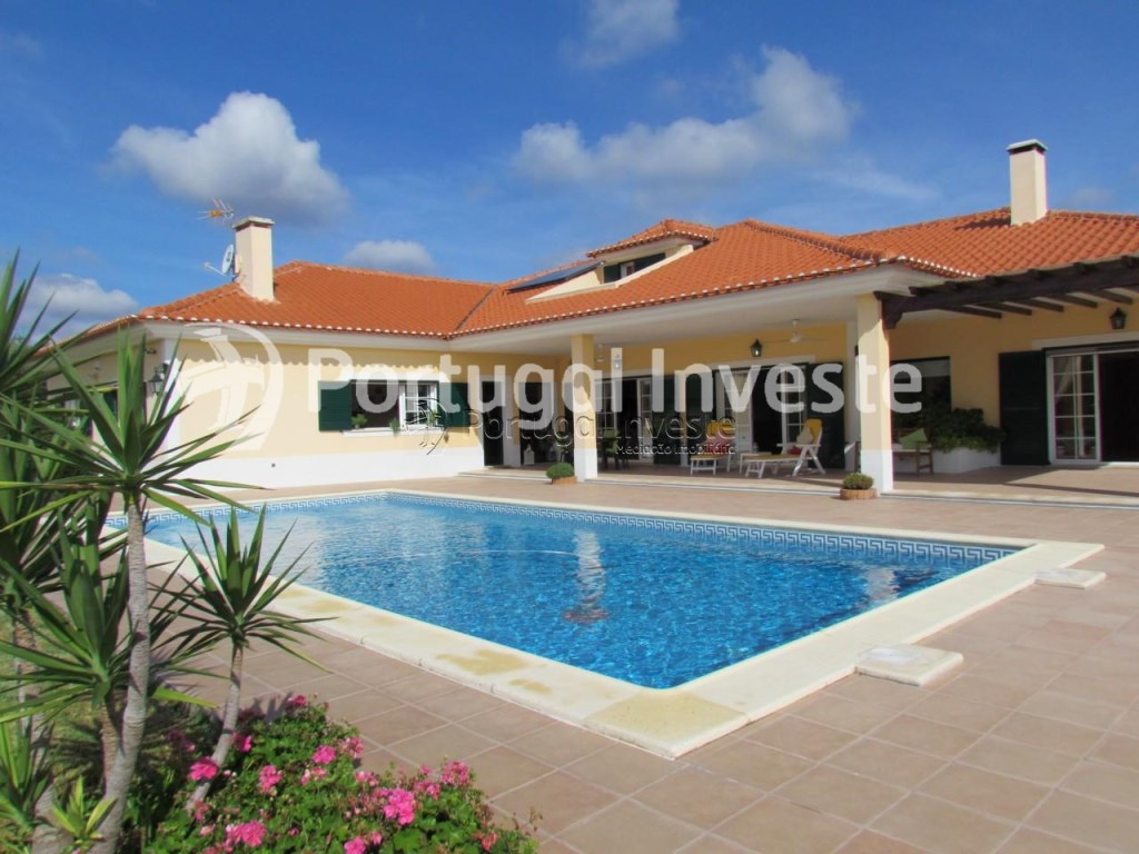 Villa for sale, 20 minutes from Lisbon - Portugal Investe