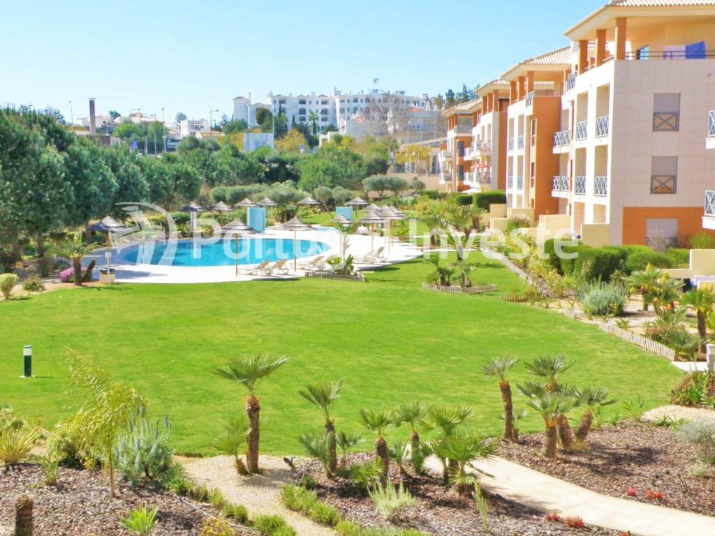 For sale 2 bedrooms apartment, nice areas, noble condo Parque da Corcovada, Albufeira - Portugal Investe