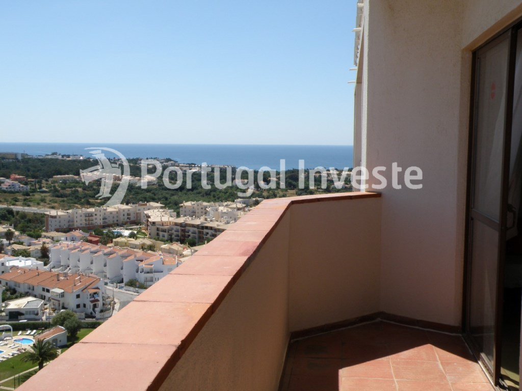 One bedroom apartment, Ocean View, Albufeira, Algarve - Portugal lnveste
