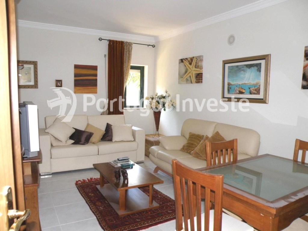One bedroom apartment with garage, in private condominium in Albufeira - Portugal Investe