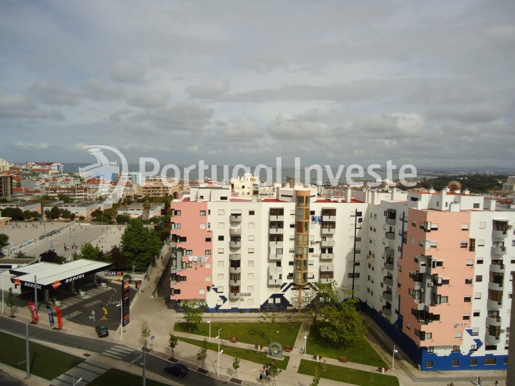 For rent 1 bedroom apartment 10 minutes away from Lisbon- Portugal Investe