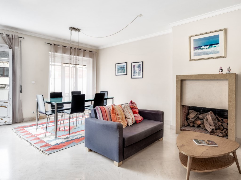 Apartment T2 Duplex Next To Plaza Of Spain Lisboa Avenidas Novas