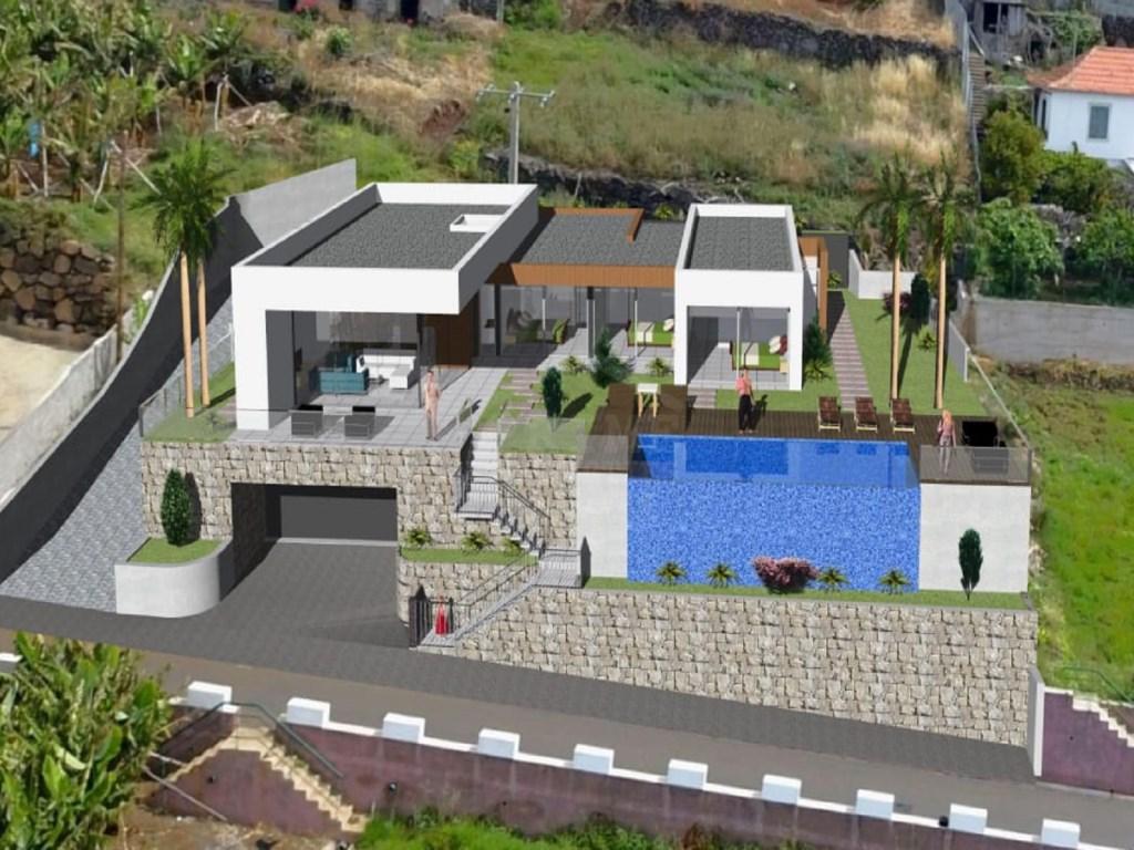 Villa de luxe moderne à vendre - Immobilier Madere : maisons ...