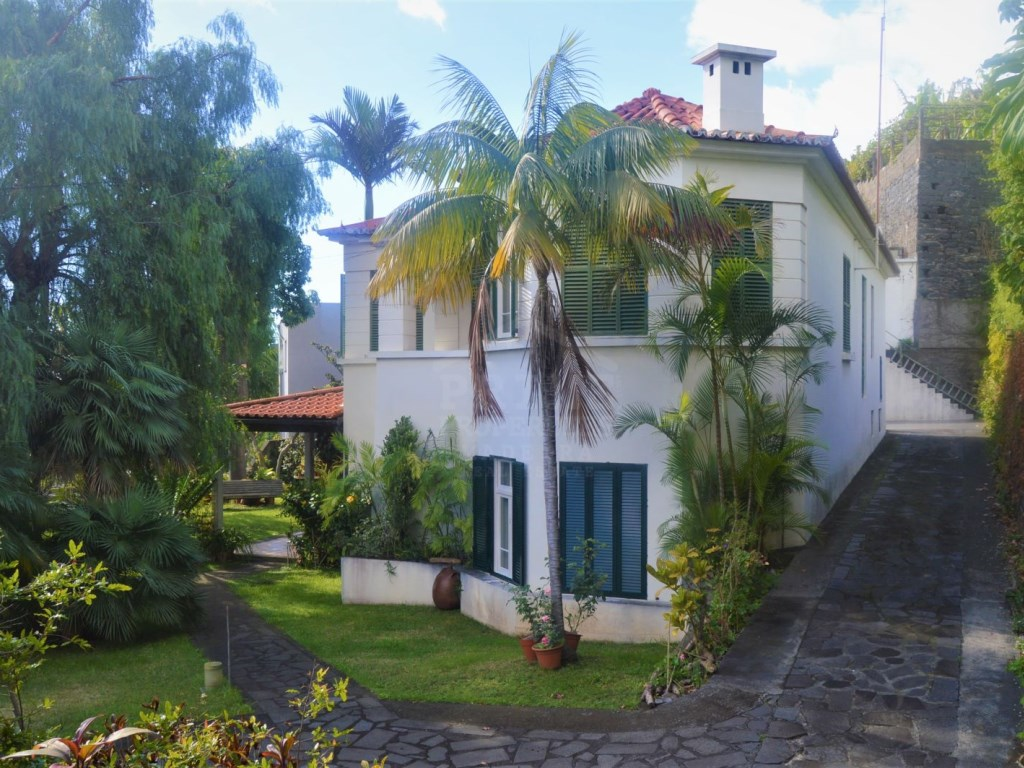 Traditional House for Sale Funchal Madeira - Quinta Prime Poperties Madeira Real Estate  (4)