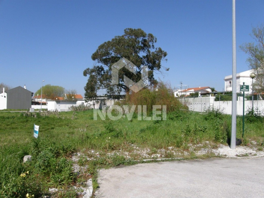 Plot of land in Marinha Grande