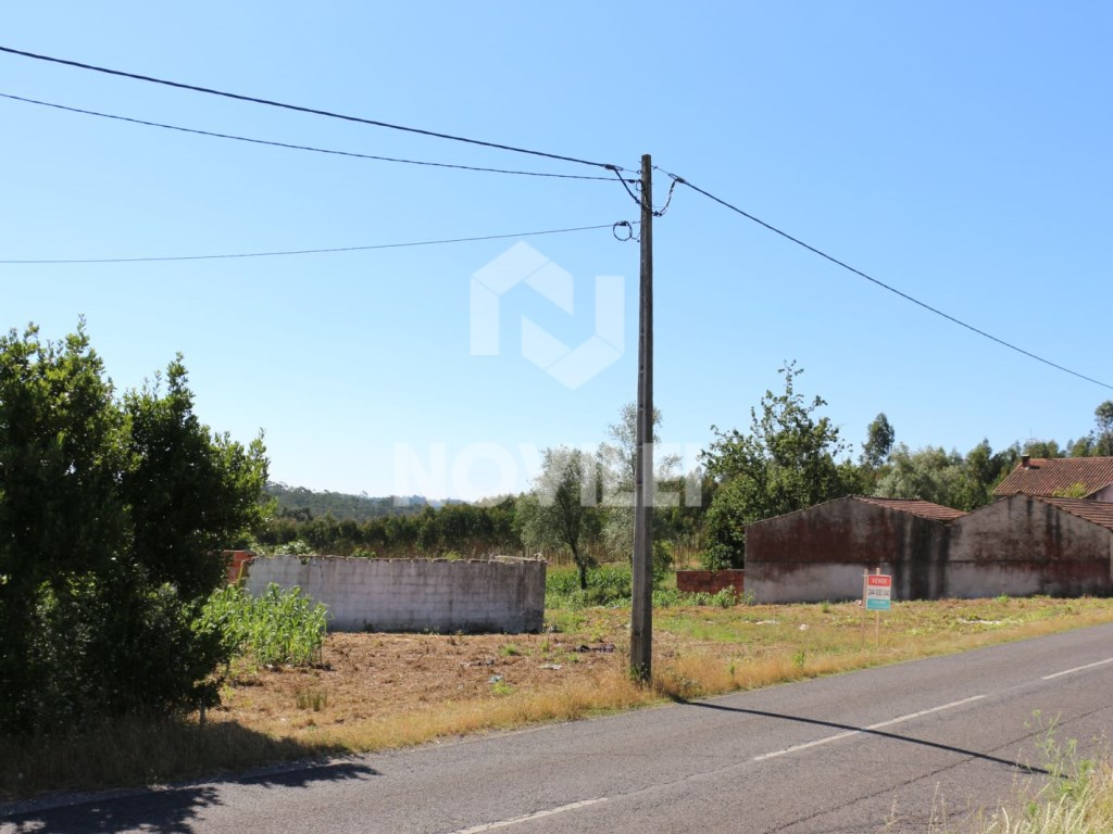 Land for sale in Leiria