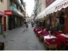 Commercial space mounted as restaurant on calle Juan 23, Los Cristianos. |