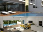 House in portugal algarve albufeira villas 1 design swimming pool and room%8/10