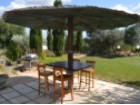 Outdoor table on Thursday with 6 rooms in the Algarve with 14,000 m2 of land%43/43