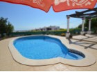 the pool of luxury villa for sale in the Algarve%22/22