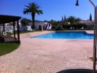 swimming pool semi-detached house for sale in Vilamoura%2/10