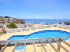 Vista do quarto CARVOEIRO BAY - Sea View Apartments%8/27