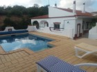 5 Bedroom Villa in Cruz da Assumada - Loulé, Algarve | 3 Bedrooms + 2 Interior Bedrooms | 4WC