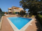 5 bedroom villa with pool in Fuzeta! | 5 Bedrooms | 4WC