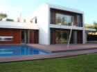New modern villa with sea view and swimming pool for sale in Loulé | 5 Bedrooms + 2 Interior Bedrooms | 6WC