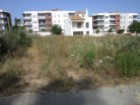 Plots of land for construction of townhouses in Gambelas, close to the beach |