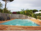Villa with pool, tennis court and annex near Loulé | 2 Bedrooms + 1 Interior Bedroom | 3WC