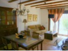 Chalet in La Finca golf course. Living room%10/22