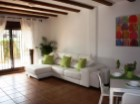 Chalet in La Finca golf course. Living room%12/22