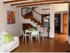 Chalet in La Finca golf course. Living room%14/22