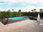 Villa in the urbanization 'Aguas Nuevas' - Torrevieja, Costa Blanca south - garden and swimming pool%2/18