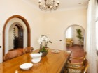 Luxury villa in first line of sea, Playa D'ARO, Costa Brava. Dining room. JPG%9/25