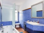 Luxury villa in first line of sea, Playa D'ARO, Costa Brava. Bathroom 2. JPG%18/25