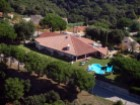 Catalan Villa in Mataró. Aerial photo%13/23