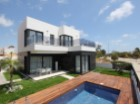 New residential complex of independent villas overlooking the sea in Guardamar | 3 Bedrooms | 2WC