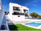 New complex of detached residence overlooking the sea in Torrevieja. | 3 Bedrooms | 2WC