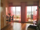 Living room, For sale 2 bedrooms apartment, top floor, with sea view, parking and storage - Portugal Investe%3/10