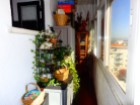 Closed balcony, For sale 1+1 bedroom apartment, with river view, 10 minutes from Lisbon - Portugal Investe%4/12