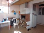 Backyard with barbecue, For sale 2 bedrooms villa, renewed, bakcyard with barbecue, Almada - Portugal Investe%16/16