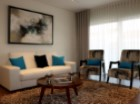 Living room, For sale 3 bedrooms apartment, new, box, Liberty Atrium Residence, 10 minutes from Lisbon downtown - Portugal Investe%2/21