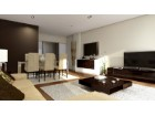 Living room with meals area - Apartment T3 novo in Almada - Portugal Investe%2/17