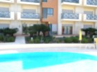 Pool - T1 apartment in luxury condominium, situated in Albufeira - Portugal Investe%4/12