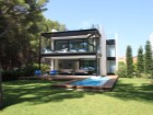 Villa in erster Linie des Meeres in Port d'Alcudia, Mallorca | 4 Zimmer | 4WC