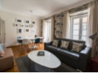 T1 with 90 m2, inserted in one of the most emblematic buildings of the Chiado.  | 1 Bedroom | 2WC