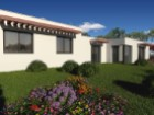 Contemporary housing typology T2, with pool and garden, 10 minutes from Óbidos and the beaches. | 2 Bedrooms | 2WC