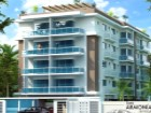 Rent apartment furnished terrace in Gazcue. | 1 Bedroom | 1WC
