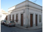 Old townhouse near the main Avenue of Olhão |