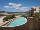 Excelente T1 com terraço no centro do Troia Resort | T1